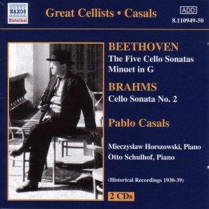 Imagem de 'Cello Sonata No. 2 in F major, Op. 99: II. Adagio affettuoso'
