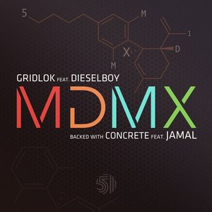 Image for 'MDMX / Concrete'