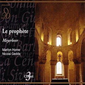 Image for 'Le prophete'