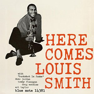 Image for 'Here Comes Louis Smith'