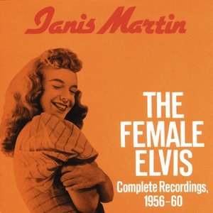 Imagem de 'The Female Elvis: Complete Recordings 1955-60'