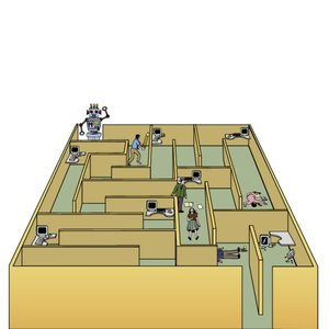 Image for 'At the Lab We Work and Play'