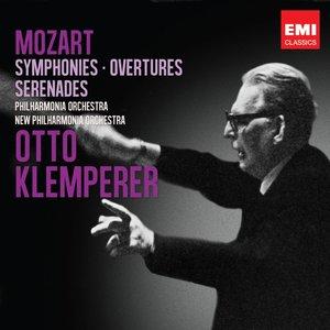 Image for 'Mozart: Symphonies & Serenades (Klemperer Legacy)'