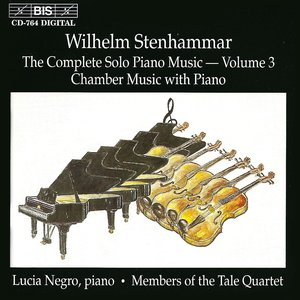 Image for 'Stenhammar: Chamber Music With Piano'