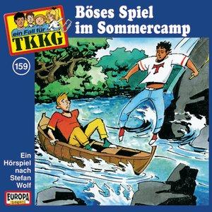 Image for '159/Böses Spiel im Sommercamp'