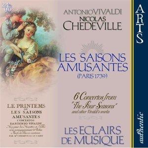 """Image for 'Concerto """"Les Plaisirs De La St. Martin"""", C Major (From: Antonio Vivaldi - Concerto Op. 8 No. 6): II. Largo'"""