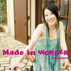 Image for 'Made in WONDER'