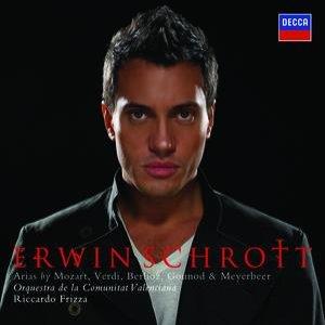 Image for 'Erwin Schrott - Arias by Mozart, Verdi, Berlioz, Gounod & Meyerbeer'