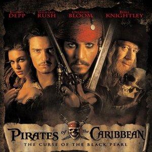 Image for 'Johnny Depp; Geoffrey Rush; Orlando Bloom; Keira Knightley; Jack Davenport'