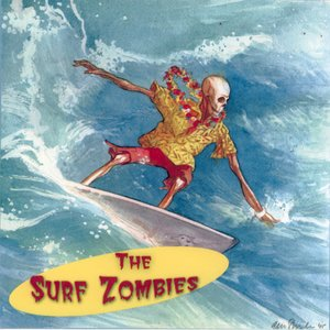 Image pour 'The Surf Zombies'