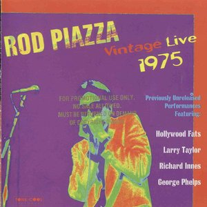 Image for 'Vintage Live 1975'