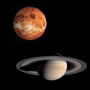 Bild för 'Venera i Saturn'