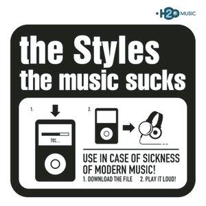 Imagem de 'The Music Sucks - EP'