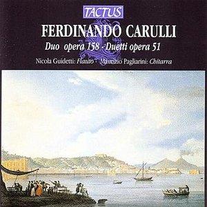 Image for 'Duetto n.6 in La min.: Allegro'