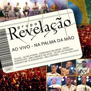Image for 'Ao Vivo Na Palma da Mão'