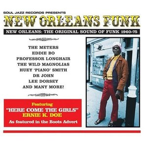 Image for 'New Orleans Funk: New Orleans the Original Sound of Funk 1960-75'