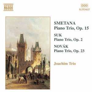 Image for 'SMETANA / SUK / NOVAK: Piano Trios'