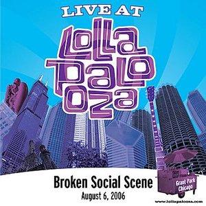 Immagine per 'Live at Lollapalooza 2006: Broken Social Scene'
