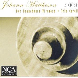 Image for 'Mattheson, J.: Flute Sonatas Nos. 1-12 (Der Brauchbare Virtuoso)'