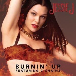 Image for 'Burnin' Up'