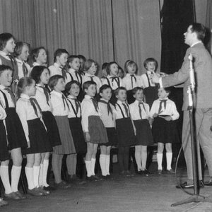 Image pour 'Rundfunk Kinderchor Leipzig'