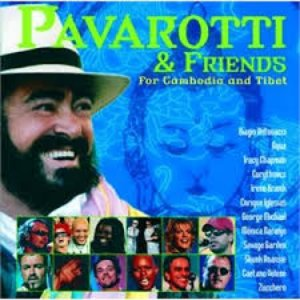 Image for 'Pavarotti & Friends: For Cambodia and Tibet'