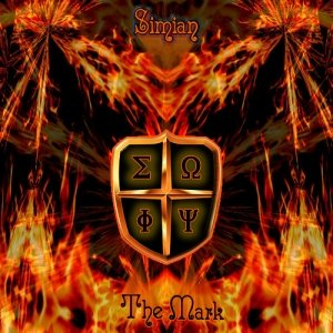 Immagine per 'EP - Simian - The Mark (DARKEP008) 2006'