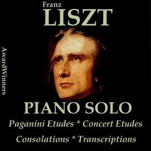 Bild für 'Six Paganini Etudes in G-Sharp Minor, S. 141: Iii. Paganini Etude No. 3 ''la Campanella'''