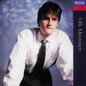 Image for 'Beethoven: Piano Variations'
