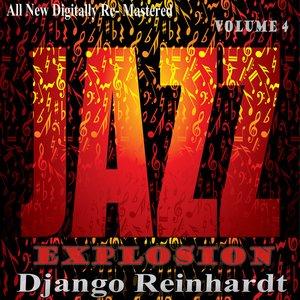 Image for 'Django Reinhardt: Jazz Explosion, Vol. 4'