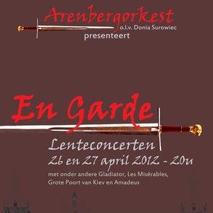 Image for 'Lenteconcerten 2012: En Garde!'