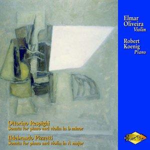 Image for 'Respighi / Pizzetti: Violin Sonatas'