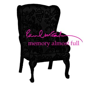 Image for 'Memory Almost Full'