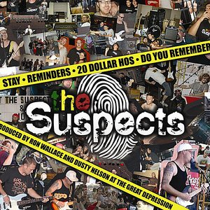 Image for 'The Suspects'