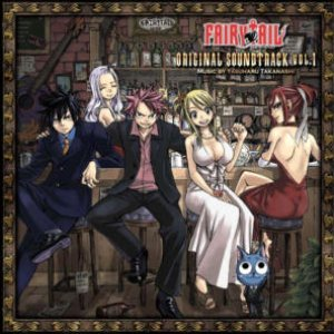 Image for 'FAIRY TAIL ORIGINAL SOUNDTRACK VOL. 1'