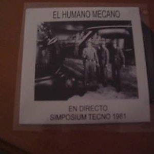 Image for 'El Humano Mecano'