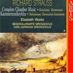 Image for 'Strauss: Complete Chamber Music, Vol. 2 - Melodrams; Harmonium'
