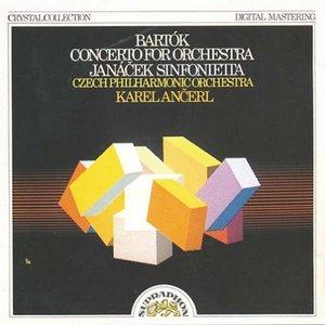 Image for 'Janáček: Sinfonietta - Part III.'