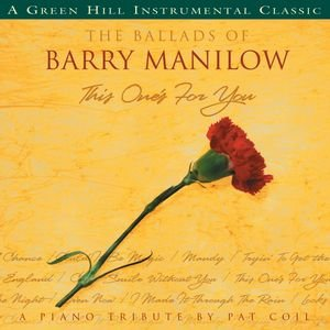 Bild für 'The Ballads Of Barry Manilow'