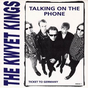 Image for 'Talking on the Phone'