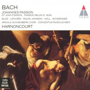 """Image for 'Bach, JS : St John Passion BWV245 : Part 2 """"In meines Herzens Grunde"""" [Chorus]'"""