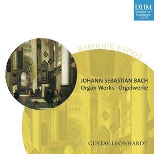 Image pour 'Johann Sebastian Bach Orgelwerke - Organ Works'