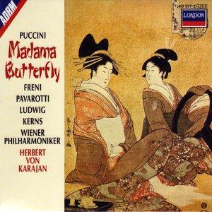 Bild för 'Madama Butterfly: Karajan (disc 2)'