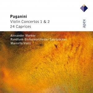 Bild für 'Paganini : 24 Caprices Op.1 : No.20 in D major'