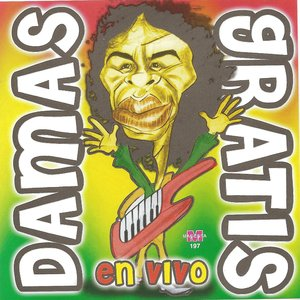Image for 'Damas Gratis - En vivo -'