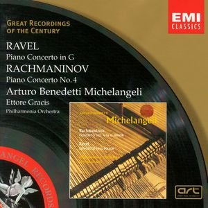 Image for 'Ravel & Rachmaninov: Piano Concertos'