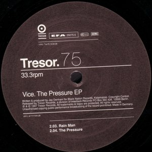 Image for 'The pressure EP'