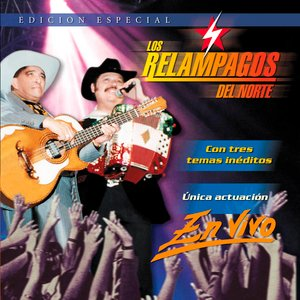 Image for 'Los Relampagos Del Norte En Vivo'