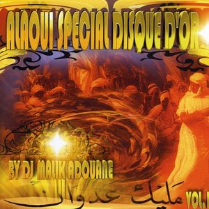 Image for 'Alaoui Special Disque D'or Vol 1'