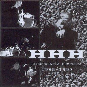 Image for 'Discografia Completa: 1985-1993'